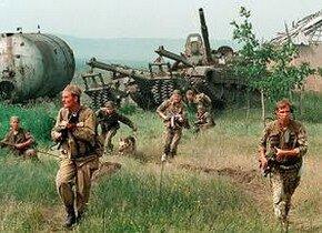 итоги первой чеченской войны