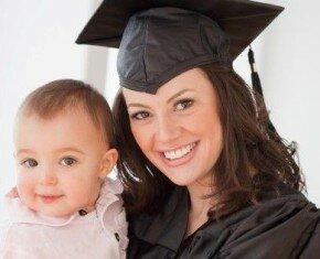 Мама  — студентка или студенческие будни с коляской